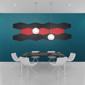 Акустическая панель с текстильным покрытием Roogle